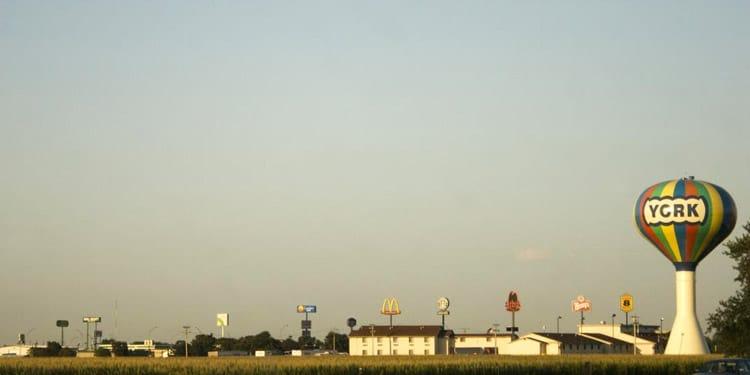 York ciudades mas economicas Nebraska