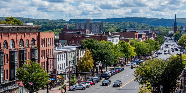 ciudades economicas Connecticut middletown