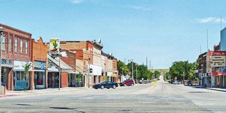ciudades economicas Nebraska Chadron