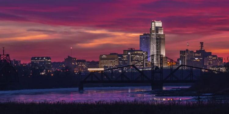ciudades economicas Nebraska