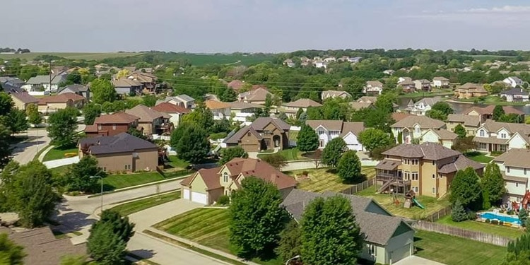 ciudades mas baratas Nebraska Bellevue
