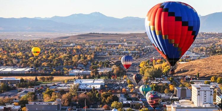 ciudades mas economicas Nevada carson city