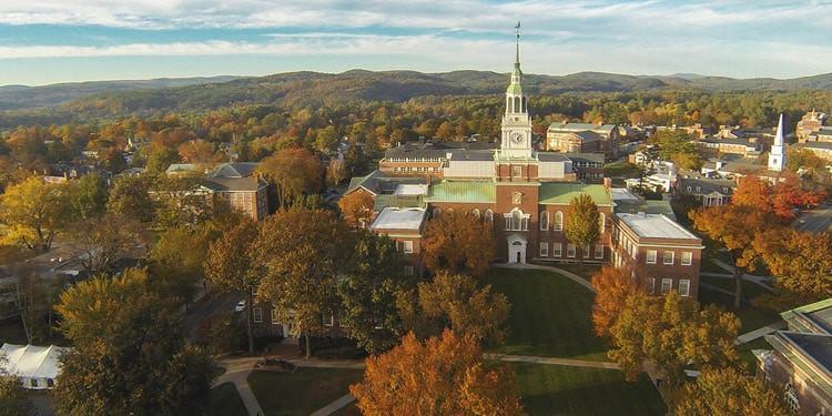 ciudades mas economicas New Hampshire hanover