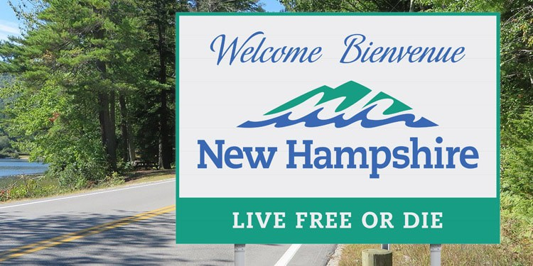 como es vivir en New Hampshire