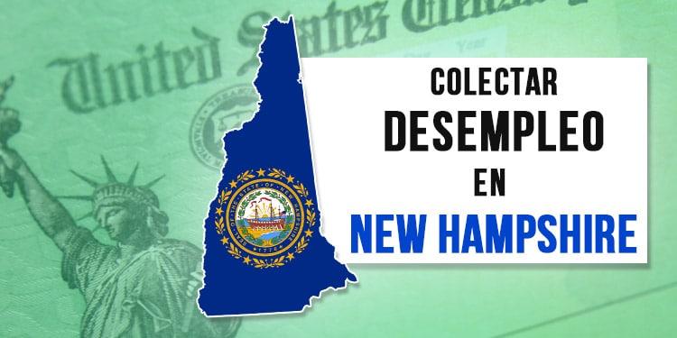 desempleo unemployment New Hampshire