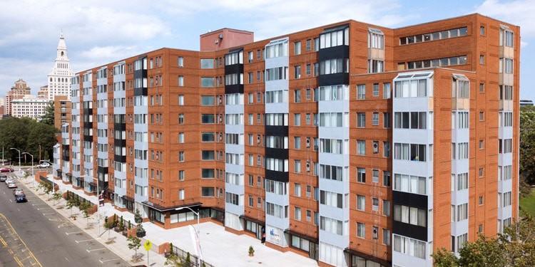 donde vivir en Hartford Connecticut West End