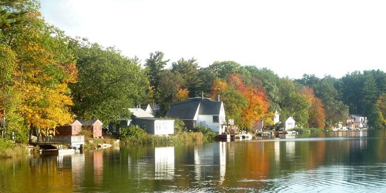 hollis mejores ciudades vivir en New Hampshire