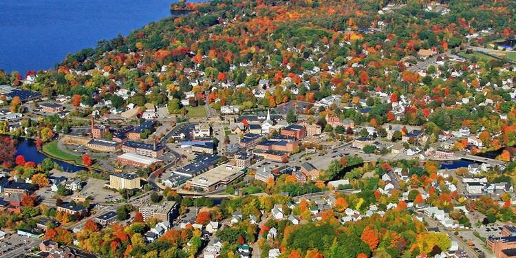 laconia vivir en New Hampshire