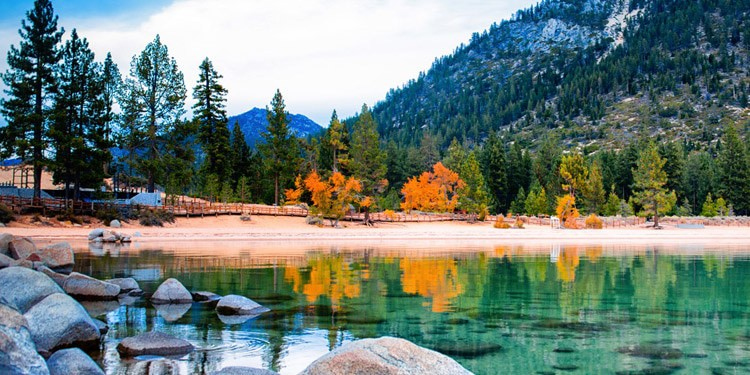 lake tahoe atracciones Nevada