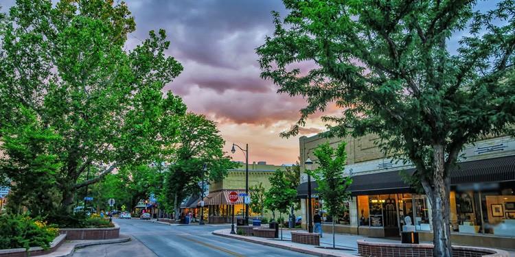 mejores ciudades Colorado Grand Junction