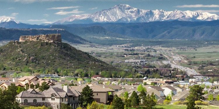 mejores ciudades Colorado Littleton
