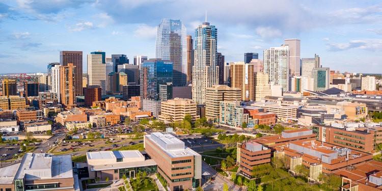 mejores ciudades Colorado