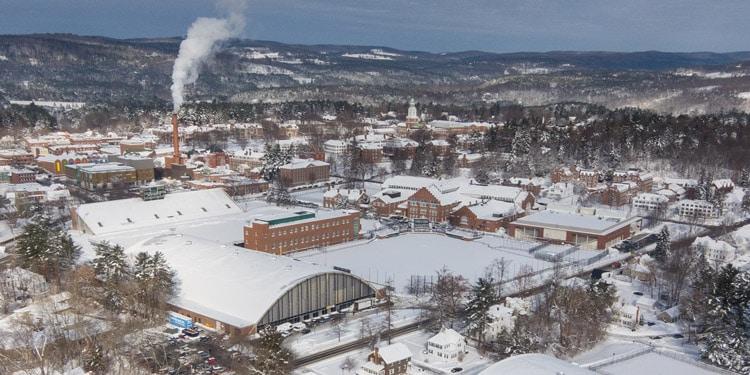 mejores ciudades New Hampshire lebanon