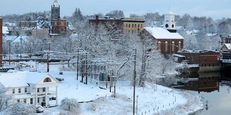 mejores ciudades donde vivir en New Hampshire nashua