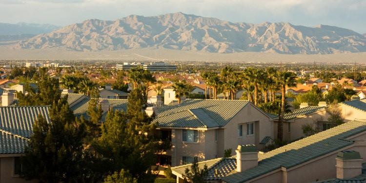 mejores ciudades en Nevada Spring Valley
