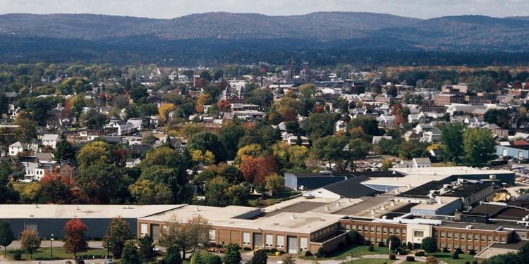 mejores ciudades para vivir en New Hampshire Keene