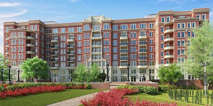 mejores luagres para vivir en Washington DC Woodley Park