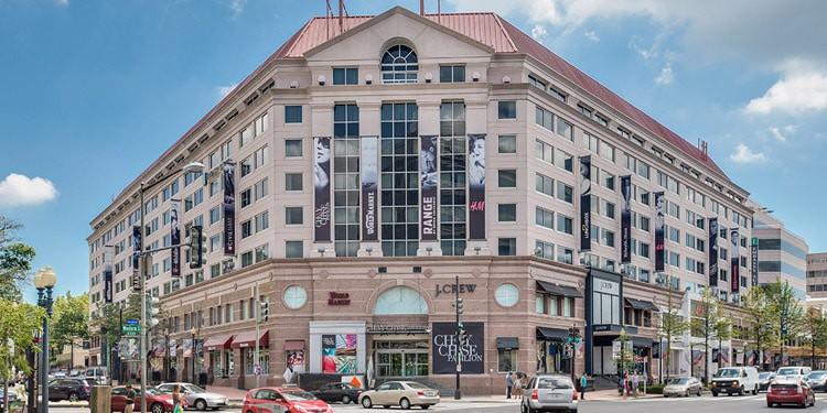 mejores lugares para vivir Washington DC Chevy Chase