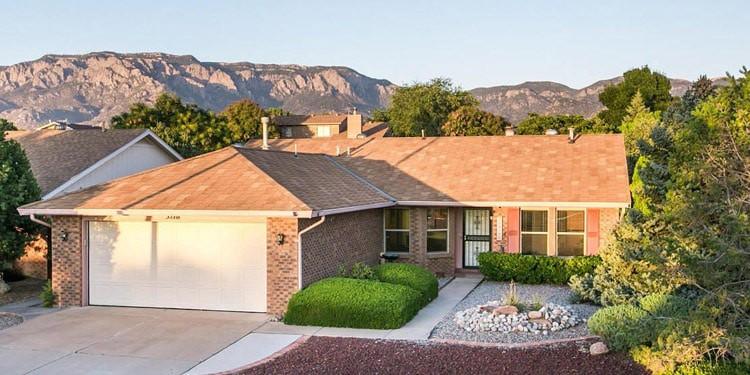 mejores lugares para vivir en Albuquerque John Robert New Mexico