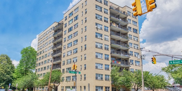 mejores lugares vivir en Elizabeth New Jersey downtown
