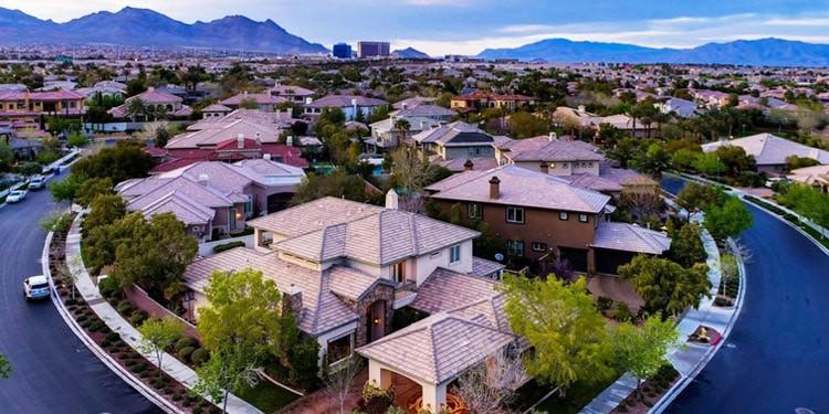 summerlin south mejores ciudades donde vivir en Nevada