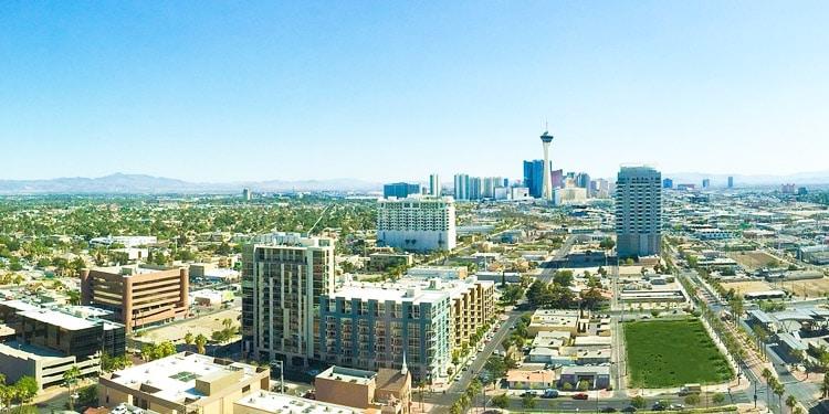 vivir cerca de Las Vegas barato North Las Vegas Nevada