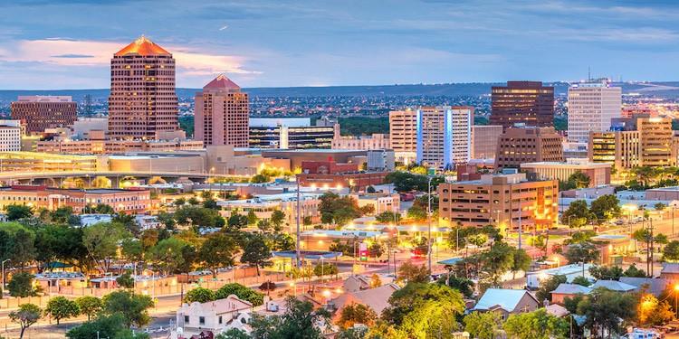 vivir en Albuquerque New Mexico