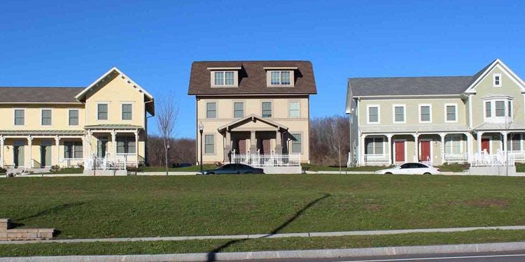 vivir en East Rock New Haven Connecticut