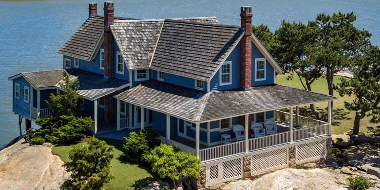 vivir en Fayerweather Island Connecticut