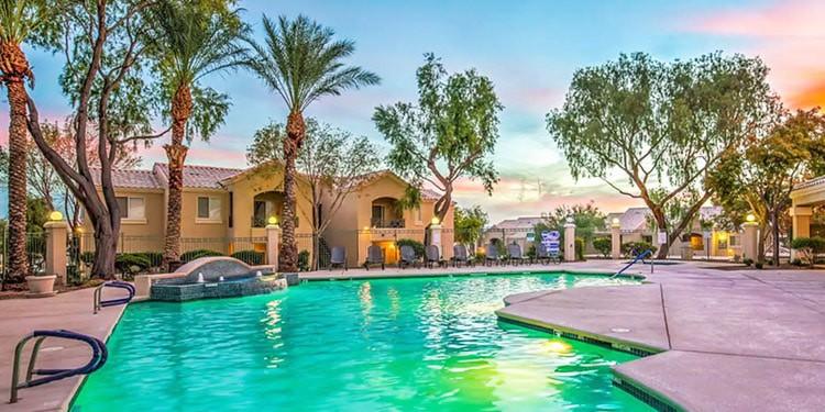 vivir en Las Vegas economico Sunrise Manor