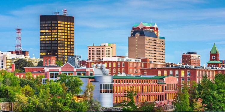 vivir en Manchester New Hampshire