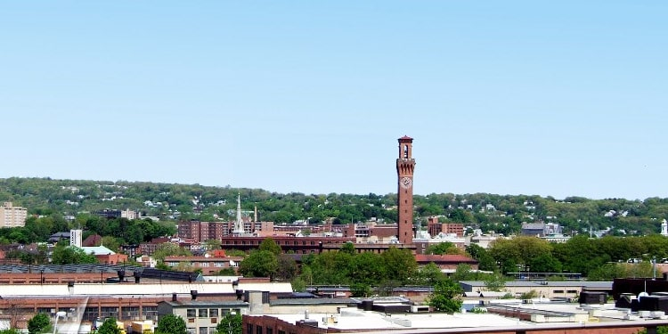 vivir en Waterbury Connecticut