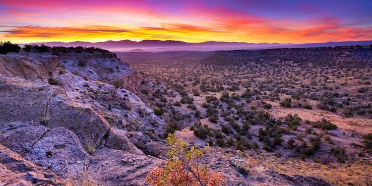 Clima de New Mexico
