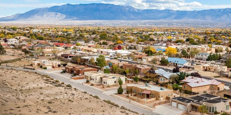 Comprar una casa en New Mexico