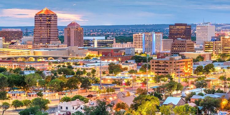 Costo de vida en New Mexico