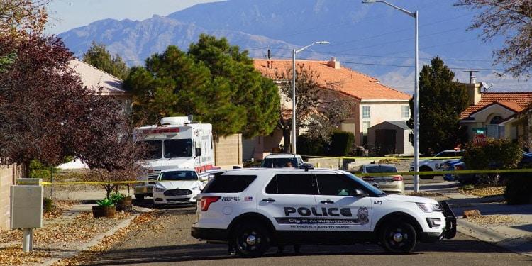 Crimen en New Mexico