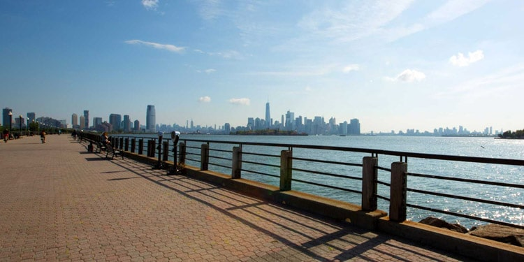 Liberty State Park que hacer en New Jersey