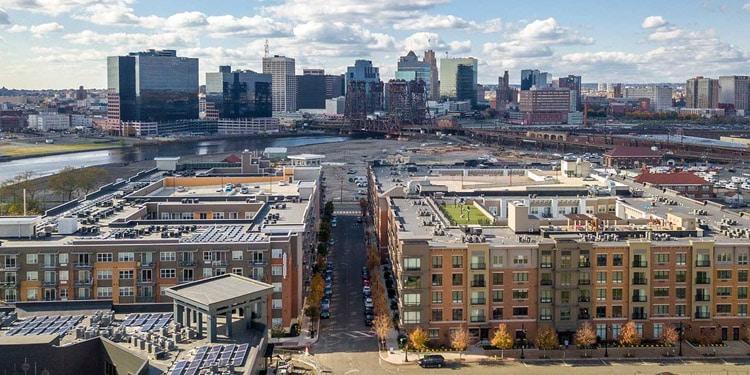 Newark ciudades economicas New Jersey