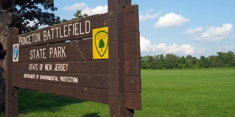 Princeton Battlefield State Park vivir en Nueva Jersey