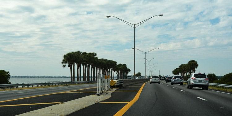 Trafico y transporte en Clearwater Florida