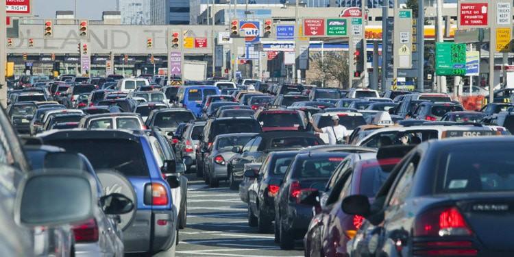 Trafico y transporte en New Jersey
