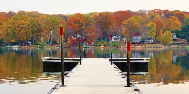 White Meadow Lake mejores ciudades New Jersey