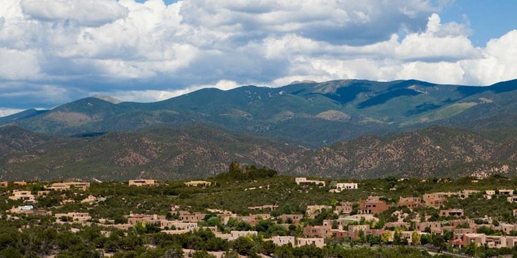 White Rock mejores ciudades New Mexico