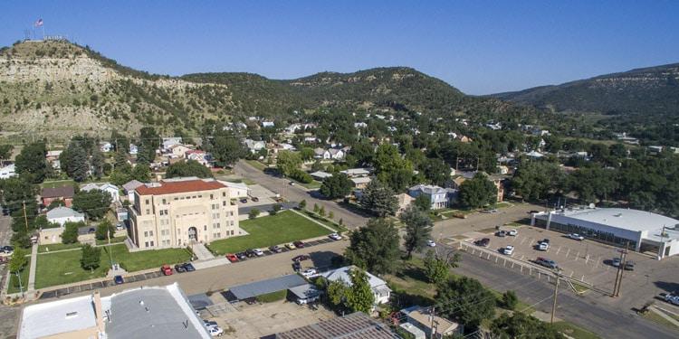 ciudades baratas New Mexico raton
