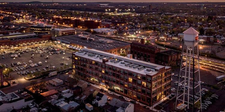 ciudades mas economicas New Jersey Trenton