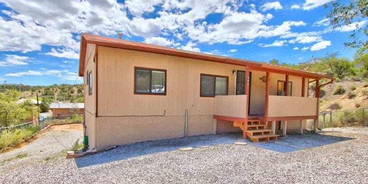 donde vivir barato New Mexico Gallup