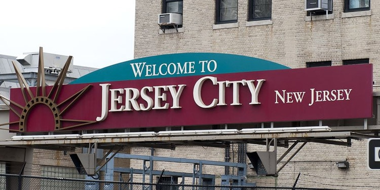 mejores ciudades New Jersey jersey city