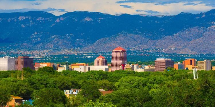 mejores ciudades New Mexico