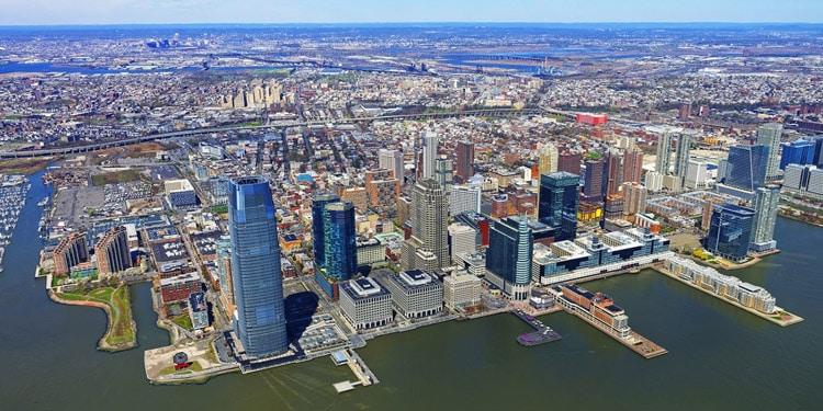 mejores ciudades para vivir en New Jersey