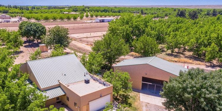 mejores lugares vivir en New Mexico Mesilla
